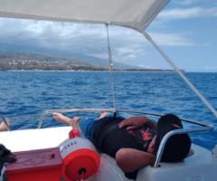 Sortie bateau écologique