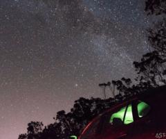 La tête dans les étoiles – Observation céleste