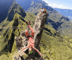 Escalade et Alpinisme Tropical