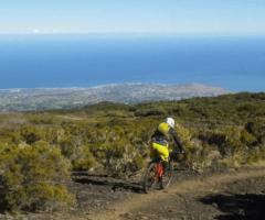 VTT – LA descente du Maïdo