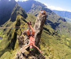 Cliffhanger – 3 jours de Van et Cordes
